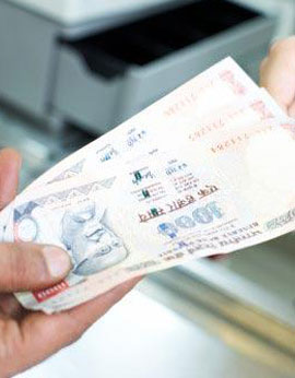 Cash On Credit Card In Chennai