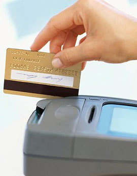 Credit Card Swipe for Cash